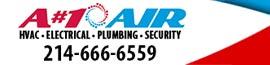 A#1 Air logo
